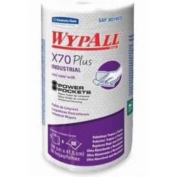 PAÑO WYPALL X-70 REGULAR ROLL